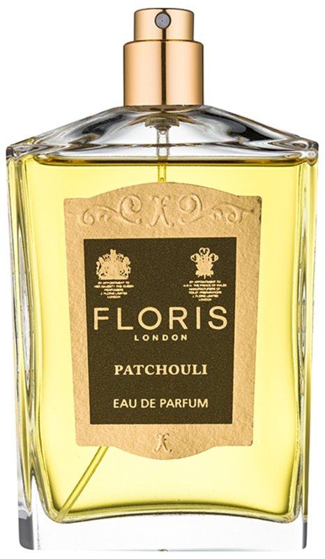 Floris Patchouli eau de parfum teszter férfiaknak 100 ml