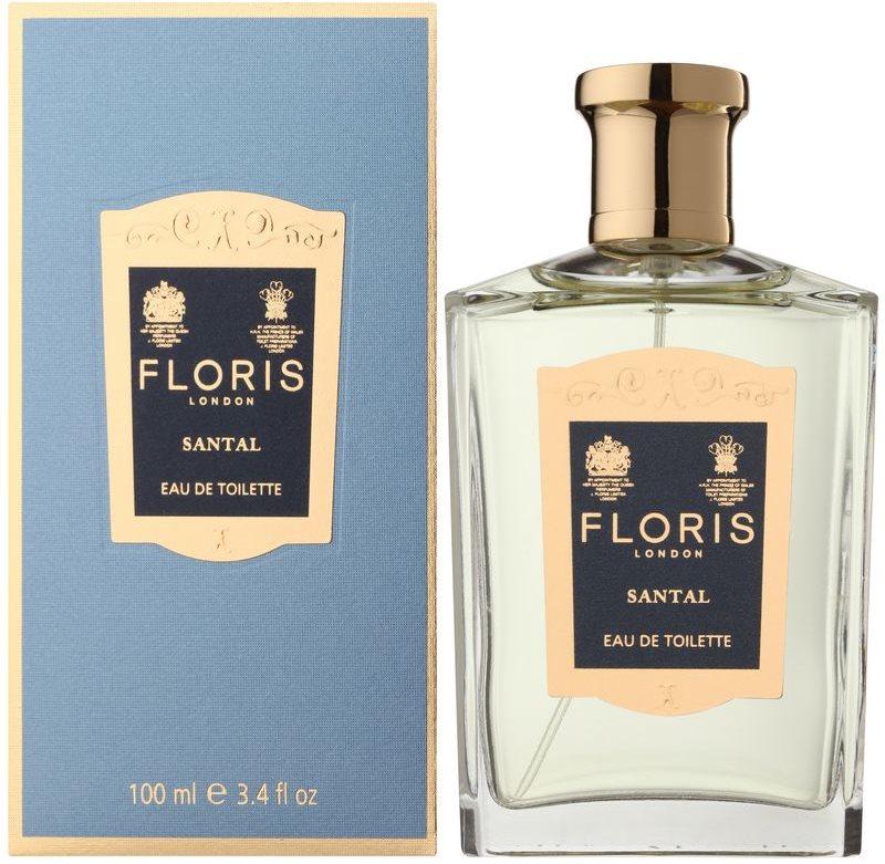 Floris Santal Eau de Toilette for Men 100 ml