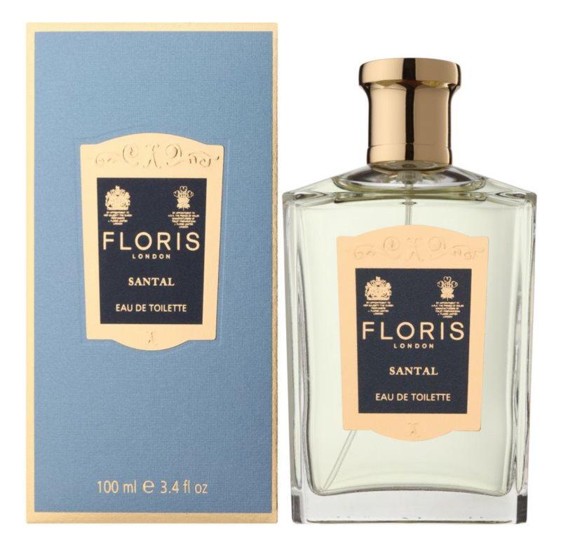 Floris Santal toaletná voda pre mužov 100 ml