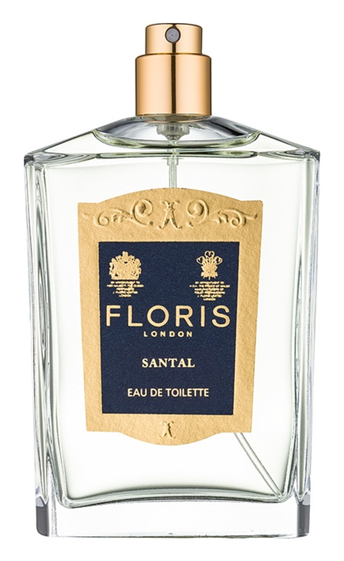 Floris Santal eau de toilette teszter férfiaknak 100 ml
