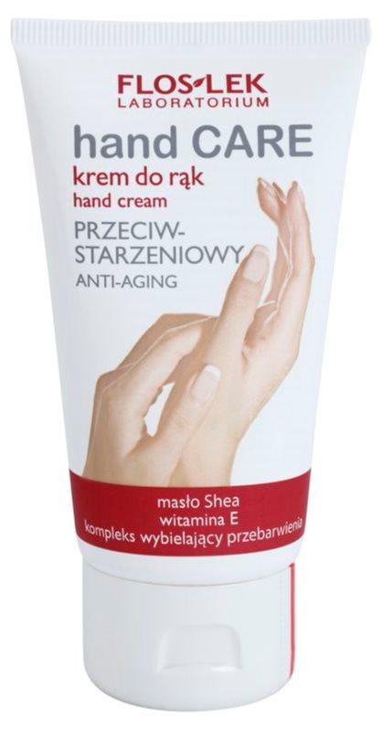 FlosLek Laboratorium Hand Care Anti-Aginig Hand Cream with Anti-Ageing Effect