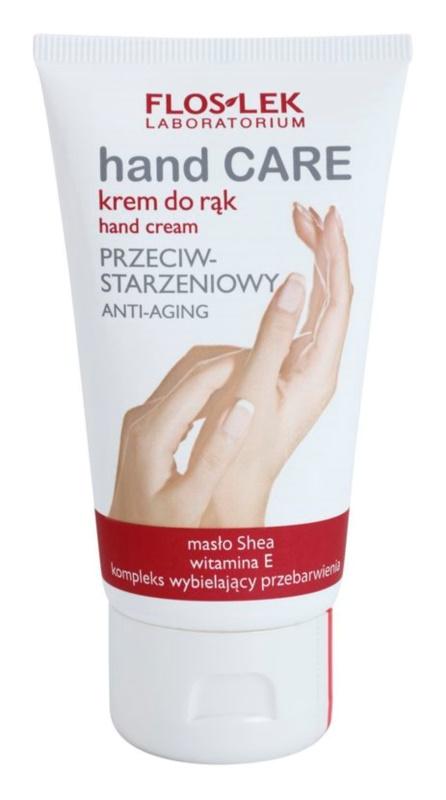 FlosLek Laboratorium Hand Care Anti-Aginig krém na ruce proti příznakům stárnutí