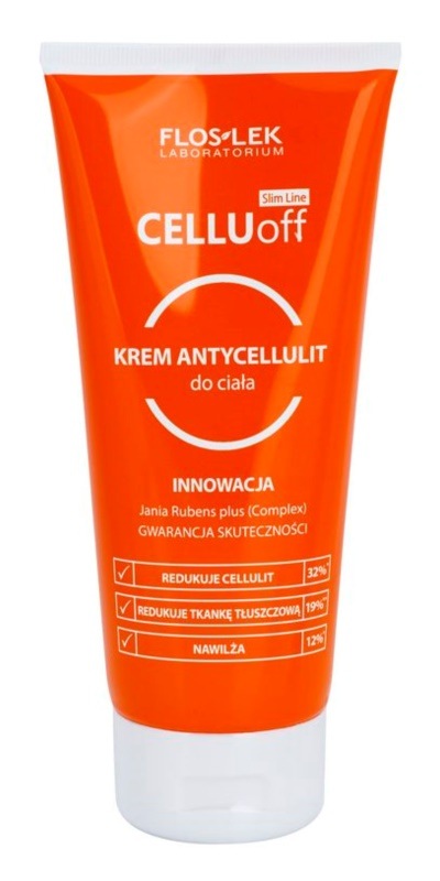 FlosLek Laboratorium Slim Line Celluoff Intensive Cream To Treat Cellulite