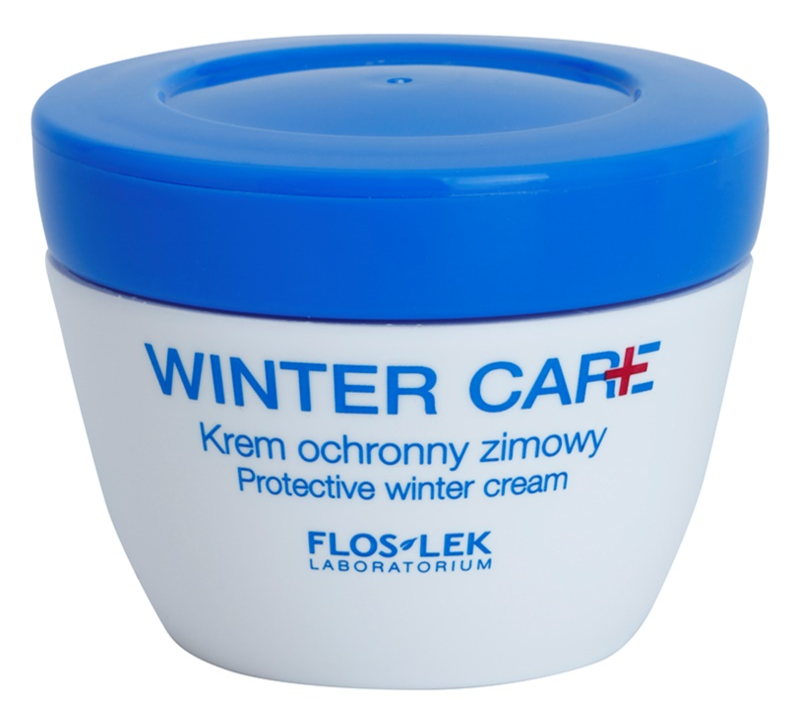 FlosLek Laboratorium Winter Care schützende Creme fúr den Winter für empfindliche Haut