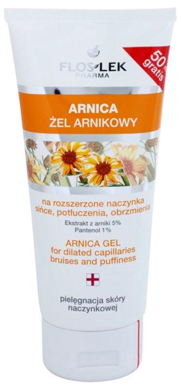 FlosLek Pharma Arnica gel na modřiny, pohmožděniny a otoky