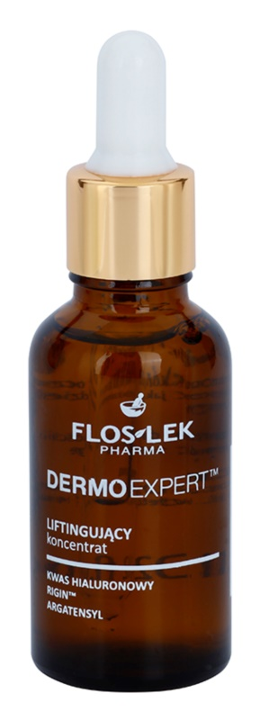 FlosLek Pharma DermoExpert Concentrate serum liftingujące do twarzy, szyi i dekoltu
