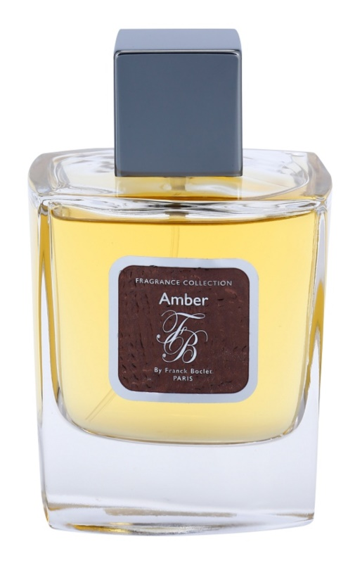 Franck Boclet Amber eau de parfum mixte 100 ml
