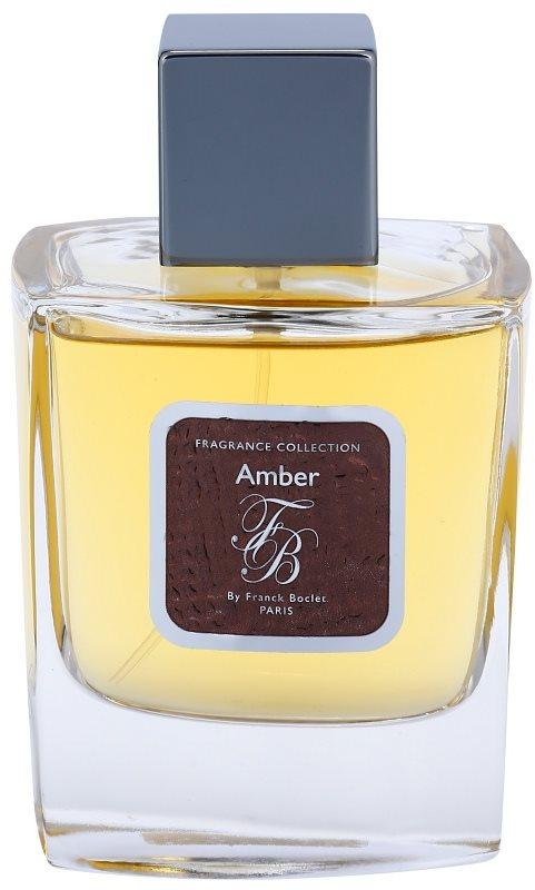 Franck Boclet Amber parfémovaná voda unisex 100 ml