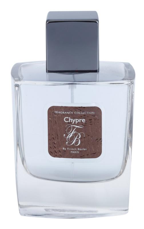 Franck Boclet Chypre woda perfumowana dla mężczyzn 100 ml