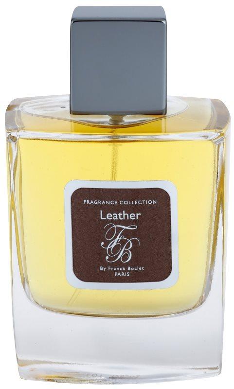 Franck Boclet Leather Parfumovaná voda pre mužov 100 ml