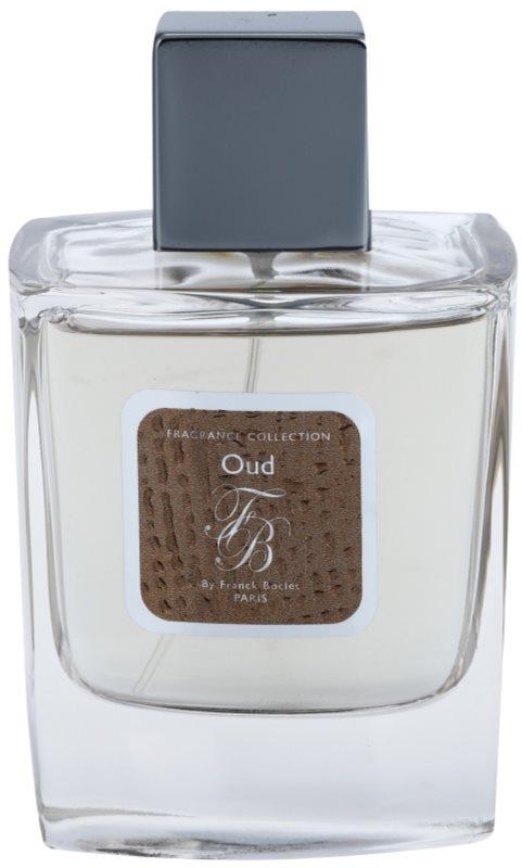 Franck Boclet Oud woda perfumowana dla mężczyzn 100 ml