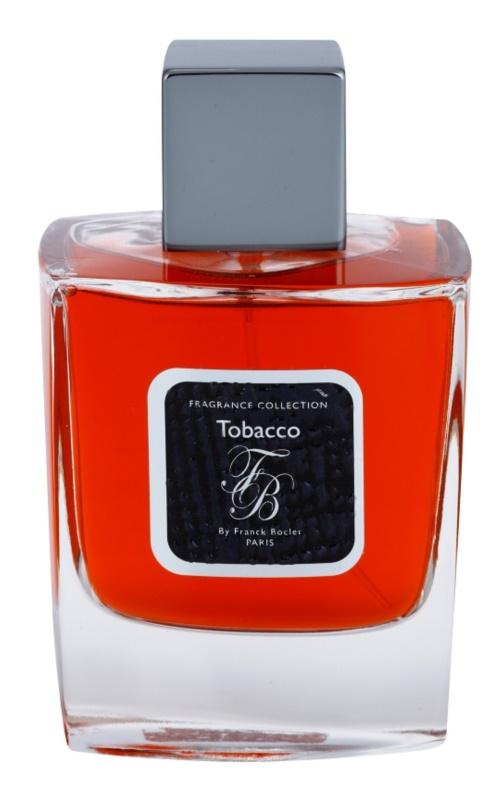 Franck Boclet Tabacco Eau de Parfum für Herren 100 ml