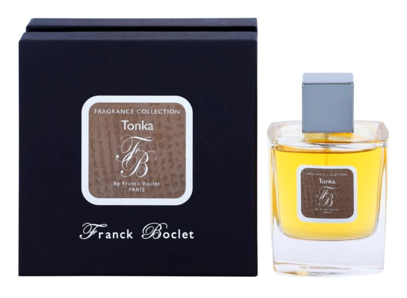 Franck Boclet Tonka eau de parfum pentru barbati 100 ml