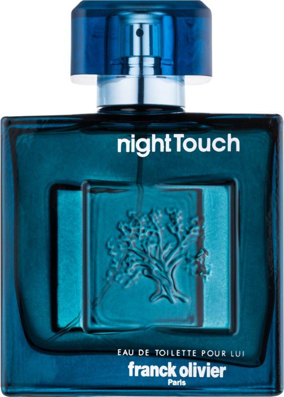Franck Olivier Night Touch toaletná voda pre mužov 100 ml