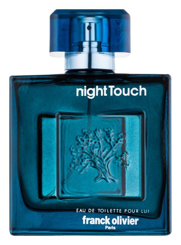 Franck Olivier Night Touch woda toaletowa dla mężczyzn 100 ml