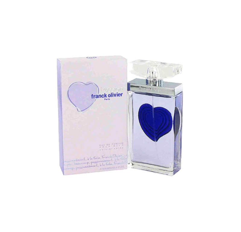 Franck Olivier Franck Olivier Passion eau de parfum pentru femei 75 ml