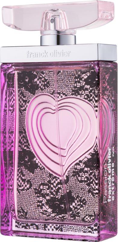 Franck Olivier Passion Extreme Eau de Parfum für Damen 75 ml