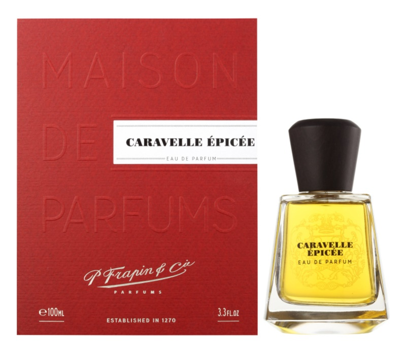 Frapin Caravelle Epicee Parfumovaná voda pre mužov 100 ml
