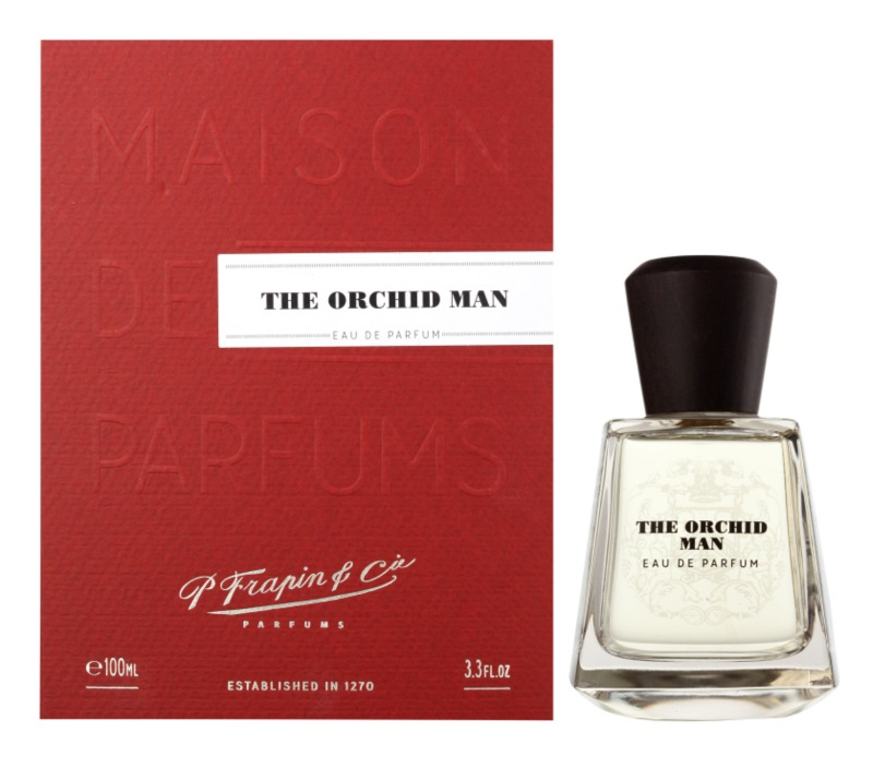 Frapin The Orchid Man parfumska voda uniseks 100 ml