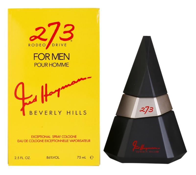 Fred Haymans 273 eau de toilette pentru barbati 75 ml