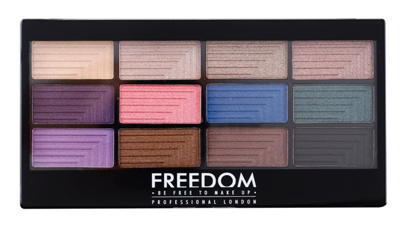 Freedom Pro 12 Dreamcatcher paleta očných tieňov s aplikátorom