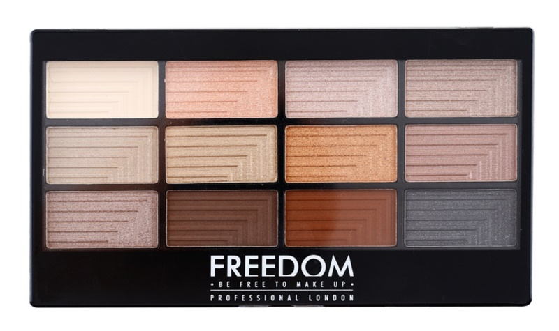 Freedom Pro 12 Le Fabuleux палітра тіней з аплікатором
