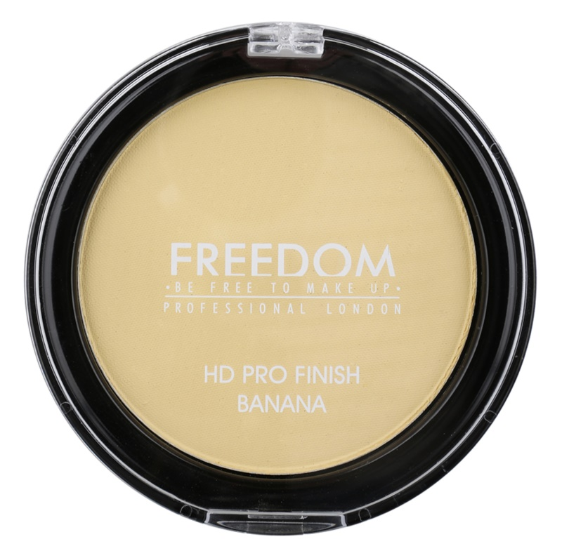 Freedom HD Pro Finish pudra compacta