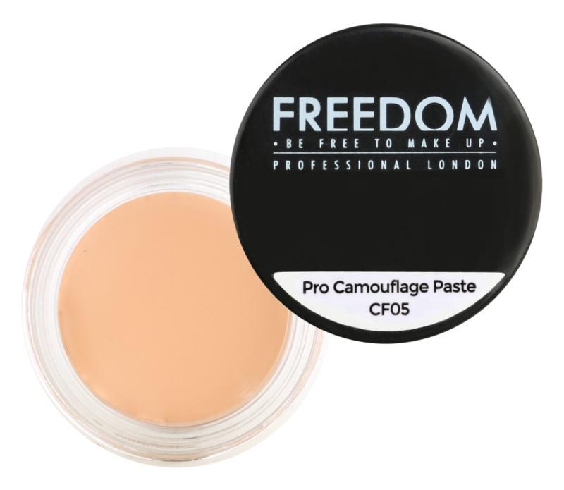 Freedom Pro Camouflage Paste tuhý korektor