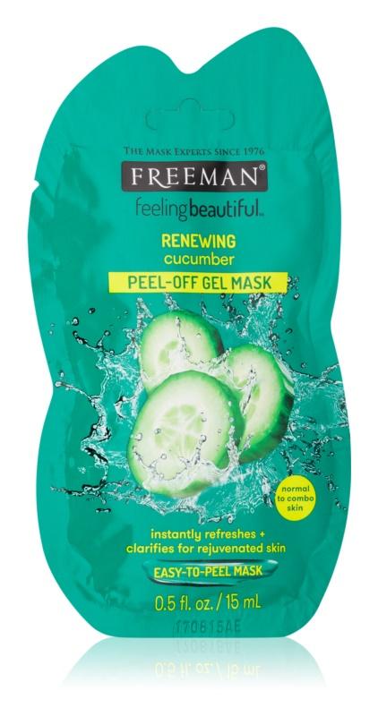 Freeman Feeling Beautiful masque peel-off visage pour peaux fatiguées