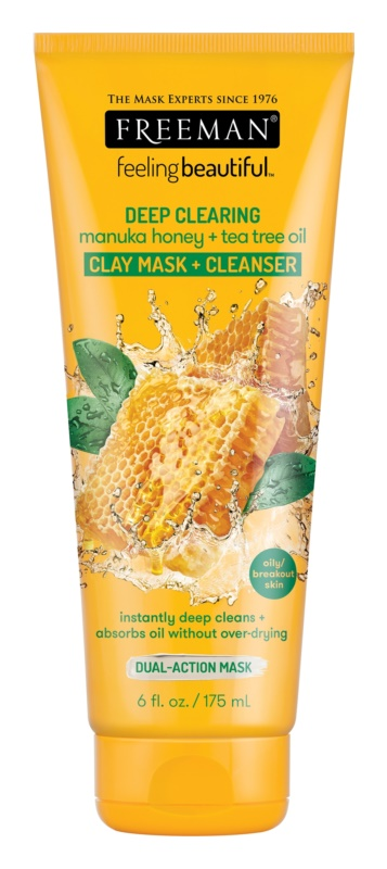 Freeman Feeling Beautiful Cleansing Clay Facial Mask