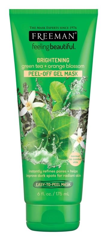 Freeman Feeling Beautiful masque gel peel-off pour peaux normales à mixtes