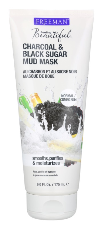 Freeman Feeling Beautiful Mud Mask for Normal and Combination Skin