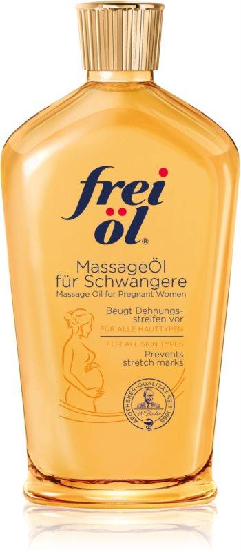 frei öl Body Oils masážní olej pro těhotné ženy k prevenci strií