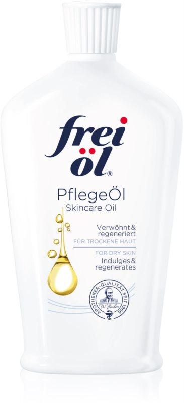 frei öl Body Oils regeneračný olej pre obnovu kožnej bariéry