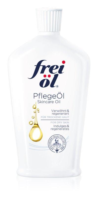 frei öl Body Oils ulei pentru regenerare reface bariera protectoare a pielii