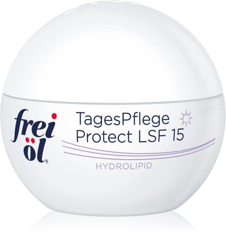 frei öl Hydrolipid dnevna zaščitna krema proti staranju kože SPF 15