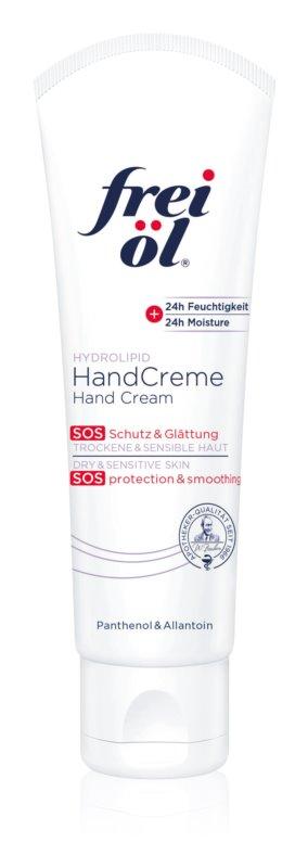 frei öl Hydrolipid tápláló és védőkrém kézre