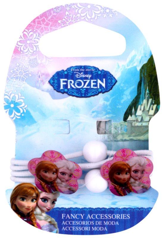 Frozen Princess гумки для волосся з квіткою