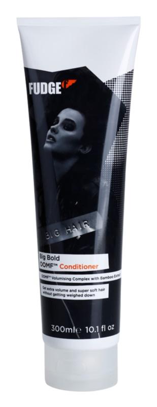 Fudge Big Hair balsam pentru volum si stralucire