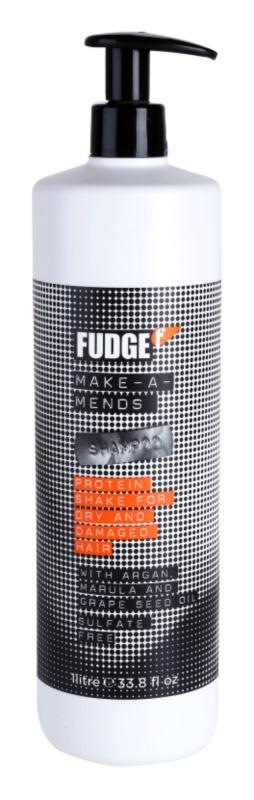 Fudge Make a Mends regenerační šampon pro suché a poškozené vlasy
