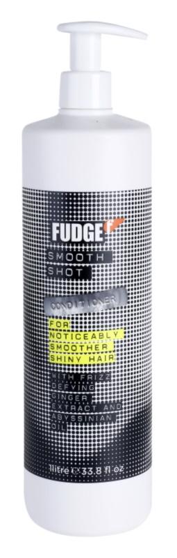 Fudge Smooth Shot hydratační kondicionér pro lesk a hebkost vlasů