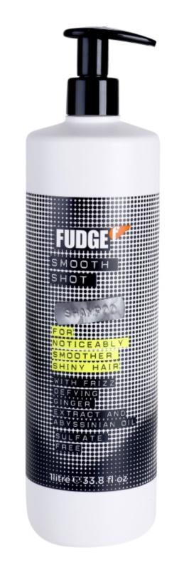 Fudge Smooth Shot hydratisierendes Shampoo für glänzendes und geschmeidiges Haar