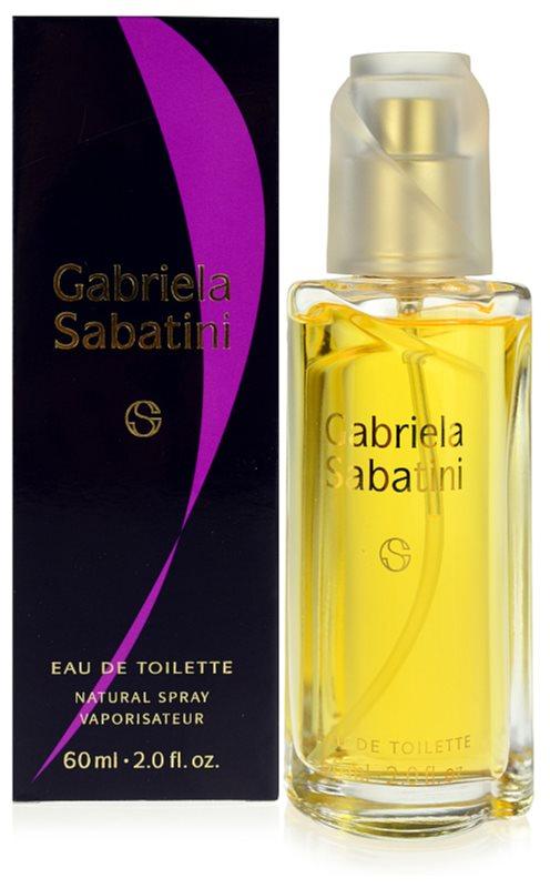 Gabriela Sabatini Gabriela Sabatini Eau de Toilette for Women 60 ml
