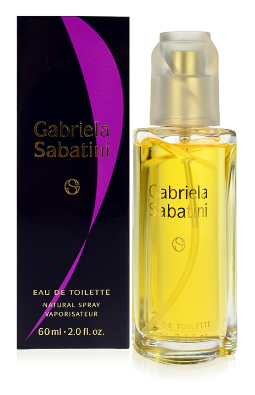 Gabriela Sabatini Gabriela Sabatini Eau de Toilette für Damen 60 ml