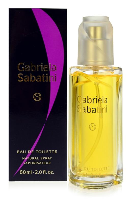 Gabriela Sabatini Gabriela Sabatini toaletna voda za ženske 60 ml