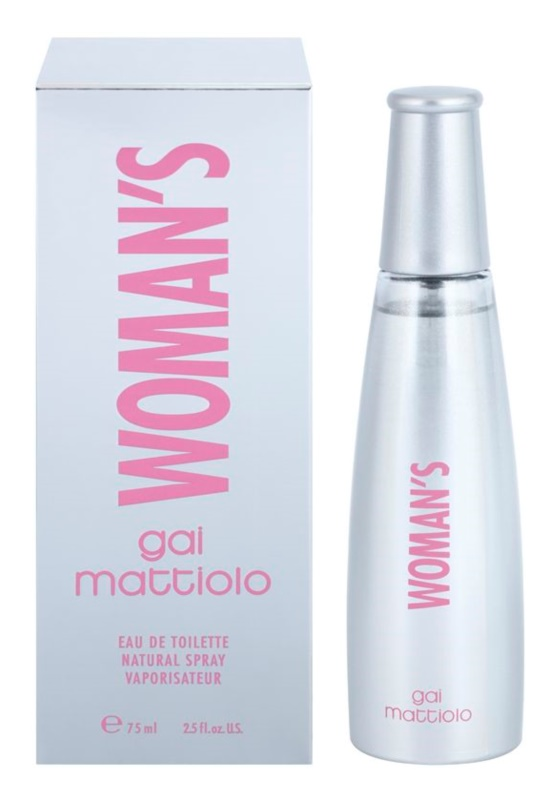Gai Mattiolo Woman's Eau de Toilette for Women 75 ml