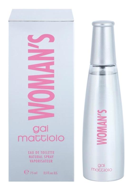 Gai Mattiolo Woman's eau de toilette per donna 75 ml