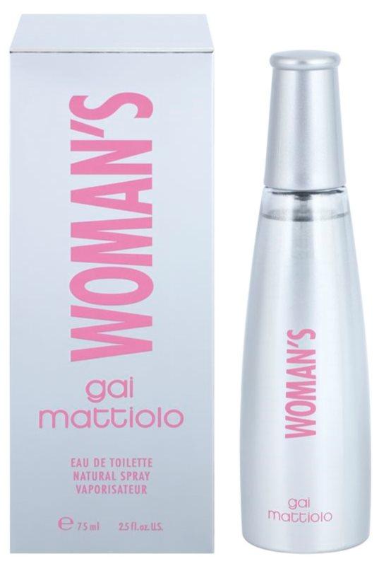 Gai Mattiolo Woman's toaletní voda pro ženy 75 ml