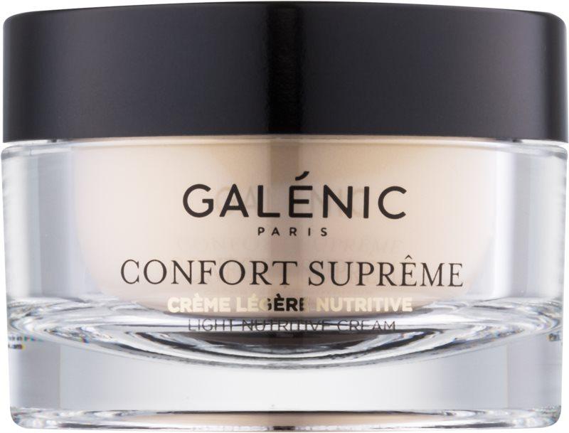 Galénic Confort Suprême ľahký vyživujúci a hydratačný denný krém
