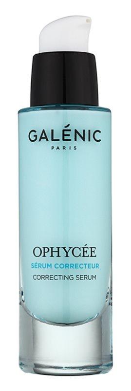 Galénic Ophycée serum za zapolnitev gub za glajenje poteze obraza